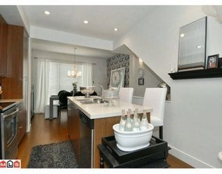Photo 4: 47 2450 161A Street in Glenmore: Home for sale : MLS®# F1005100