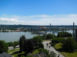 """Photo 2: 1603 11 E ROYAL Avenue in New Westminster: Fraserview NW Condo for sale in """"VICTORIA HILL HIGH RISE RESIDENCES"""" : MLS®# R2078887"""