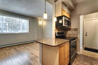 Photo 3: 1 1715 13 Street SW in Calgary: Lower Mount Royal Apartment for sale : MLS®# A1082017