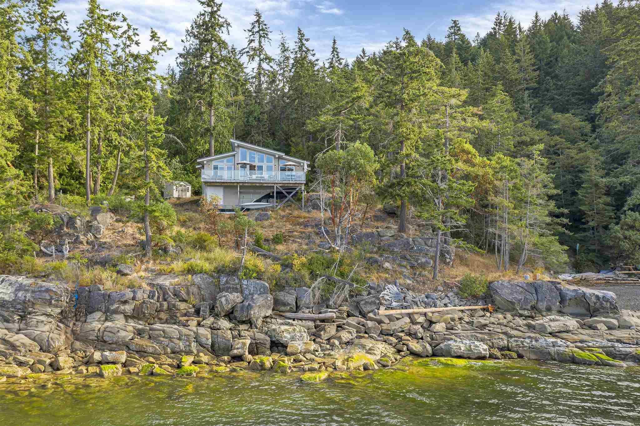 Main Photo: 320 GANNER Road: Galiano Island House for sale (Islands-Van. & Gulf)  : MLS®# R2607616