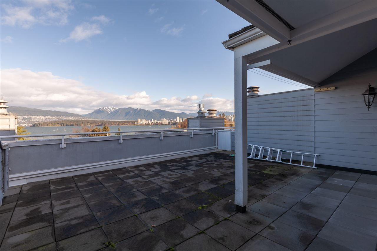 "Photo 8: Photos: 11 1535 VINE Street in Vancouver: Kitsilano Condo for sale in ""Vine Grove"" (Vancouver West)  : MLS®# R2530154"