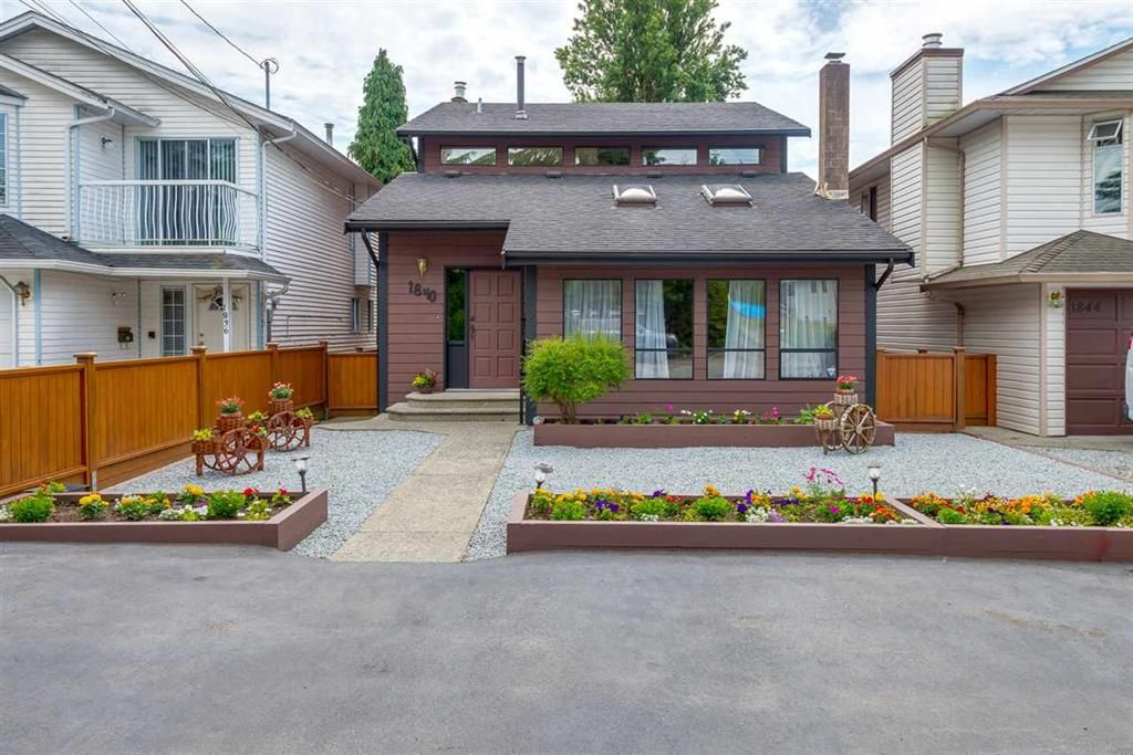 Main Photo: 1840 Salisbury Ave in Port Coquitlam: Glenwood PQ House for sale : MLS®# R2082955