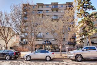 Photo 2: 405 1225 15 Avenue SW in Calgary: Beltline Apartment for sale : MLS®# A1100145