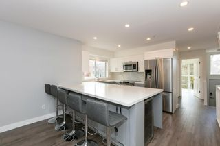 """Photo 5: 3359 FIELDSTONE Avenue in Vancouver: Champlain Heights Townhouse for sale in """"Marine woods"""" (Vancouver East)  : MLS®# R2570281"""