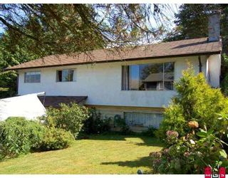 "Photo 2: 11528 140TH Street in Surrey: Bolivar Heights House for sale in ""Bolivar"" (North Surrey)  : MLS®# F2806629"