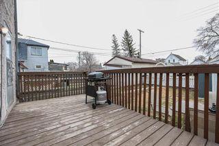 Photo 32: 400 Thames Avenue in Winnipeg: Elmwood Residential for sale (3A)  : MLS®# 202109055
