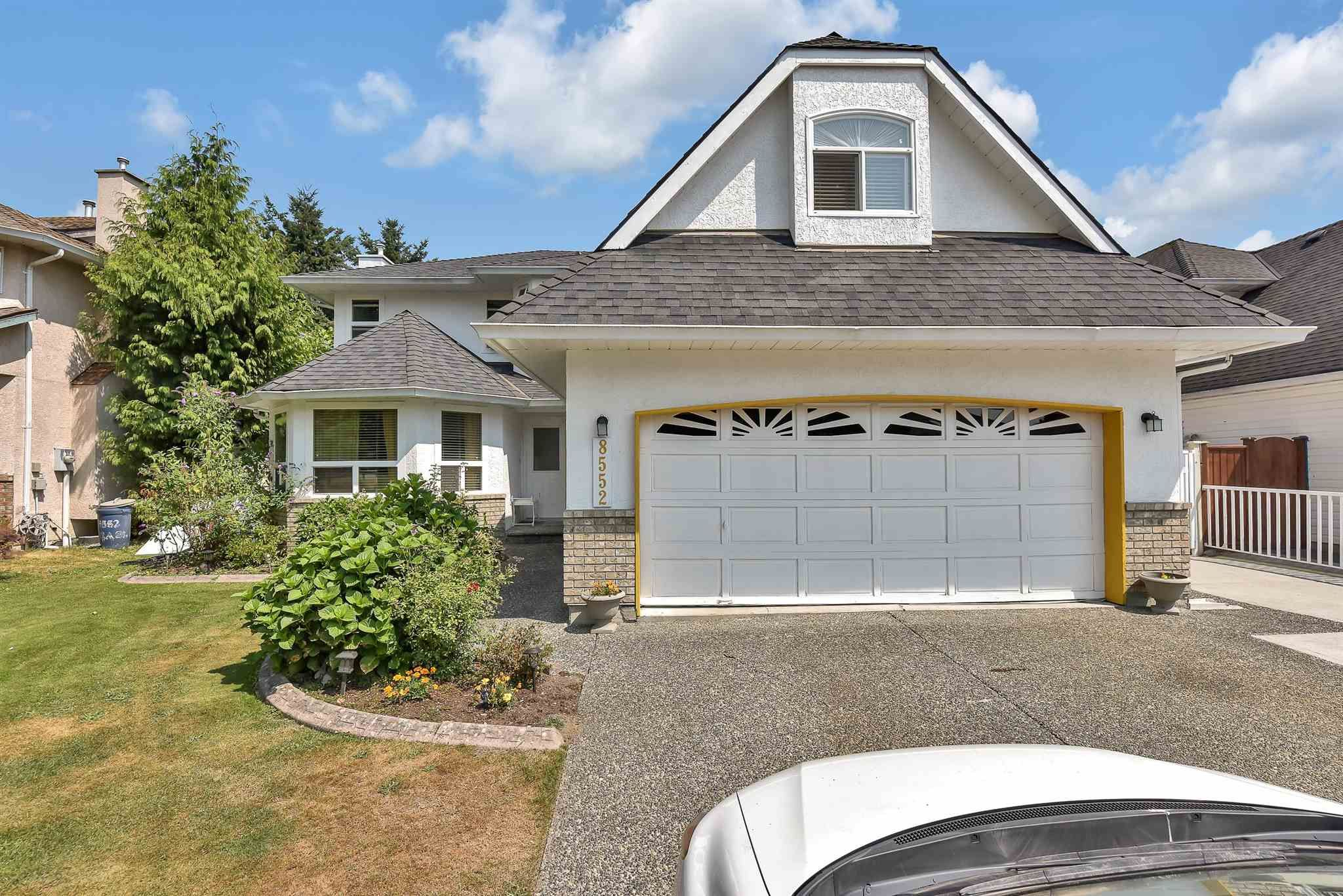 """Main Photo: 8552 142A Street in Surrey: Bear Creek Green Timbers House for sale in """"Brookside"""" : MLS®# R2606267"""