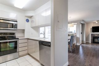 "Photo 17: 602 1405 W 12TH Avenue in Vancouver: Fairview VW Condo for sale in ""The Warrenton"" (Vancouver West)  : MLS®# R2548052"