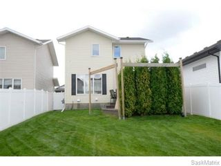 Photo 48: 4334 MEADOWSWEET Lane in Regina: Single Family Dwelling for sale (Regina Area 01)  : MLS®# 584657