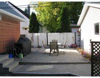 Photo 7: 893 TALBOT Avenue in WINNIPEG: East Kildonan Residential for sale (North East Winnipeg)  : MLS®# 2903844