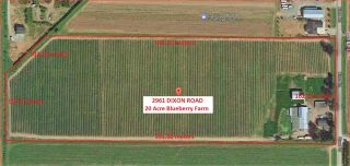 Photo 1: 2961 DIXON Road in Abbotsford: Sumas Prairie Agri-Business for sale : MLS®# C8011233
