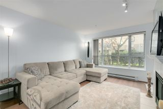 "Photo 2: 114 2559 PARKVIEW Lane in Port Coquitlam: Central Pt Coquitlam Condo for sale in ""The Cresent"" : MLS®# R2537686"