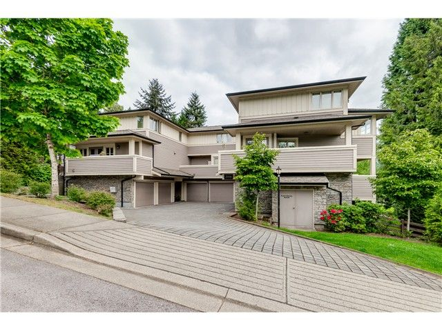 Main Photo: # 3 2006 CLARKE ST in Port Moody: Port Moody Centre Condo for sale : MLS®# V1123359