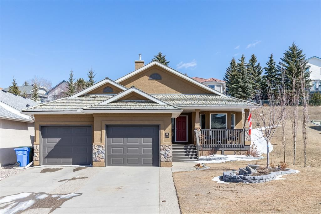 Main Photo: 639 Arbour Lake Drive NW in Calgary: Arbour Lake Detached for sale : MLS®# A1087162