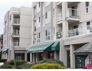 "Photo 1: 202 5499 203RD Street in Langley: Langley City Condo for sale in ""PIONEER PLACE"" : MLS®# F2908317"