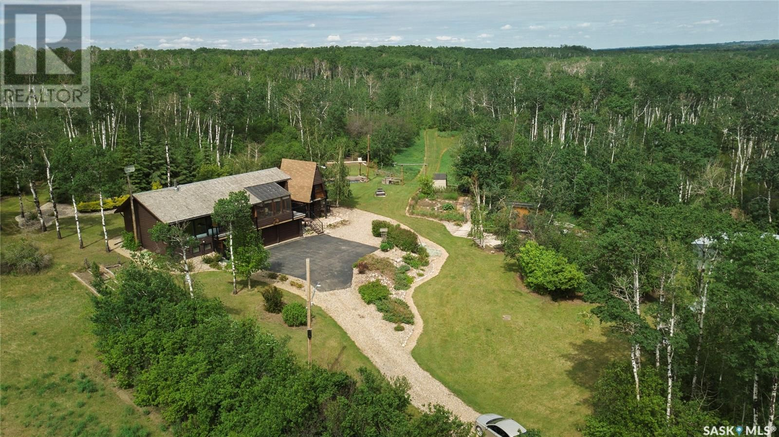 Main Photo: River Lot Acreage in Prince Albert Rm No. 461: House for sale : MLS®# SK859373
