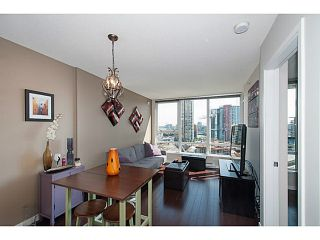 "Photo 2: 1103 928 BEATTY Street in Vancouver: Yaletown Condo for sale in ""The Max 1"" (Vancouver West)  : MLS®# V1115443"
