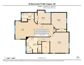 Photo 43: 26 West Cedar Place SW in Calgary: West Springs Detached for sale : MLS®# A1076093