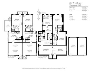 Photo 38: 204-206 W 15TH Avenue in Vancouver: Mount Pleasant VW House for sale (Vancouver West)  : MLS®# R2371879