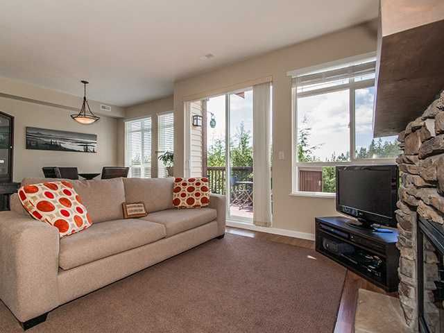 """Photo 6: Photos: 21 15 FOREST PARK Way in Port Moody: Heritage Woods PM Townhouse for sale in """"DISCOVERY RIDGE"""" : MLS®# V1057102"""