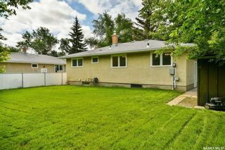 Photo 42: 118 Upland Drive in Regina: Uplands Residential for sale : MLS®# SK862938