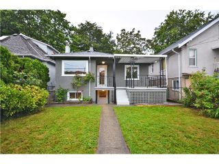 Photo 11: 2552 WILLIAM Street in Vancouver: Renfrew VE House for sale (Vancouver East)  : MLS®# V1015127
