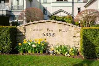 "Photo 2: 306 6385 121 Street in Surrey: Panorama Ridge Condo for sale in ""Boundary Park Pl."" : MLS®# R2554000"