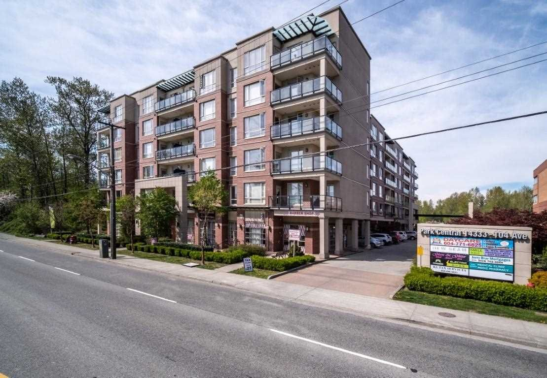 Main Photo: 201 14333 104 Avenue in Surrey: Whalley Business with Property for sale (North Surrey)  : MLS®# C8037883