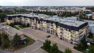 Photo 44: 316 9820 165 Street NW in Edmonton: Zone 22 Condo for sale : MLS®# E4255876