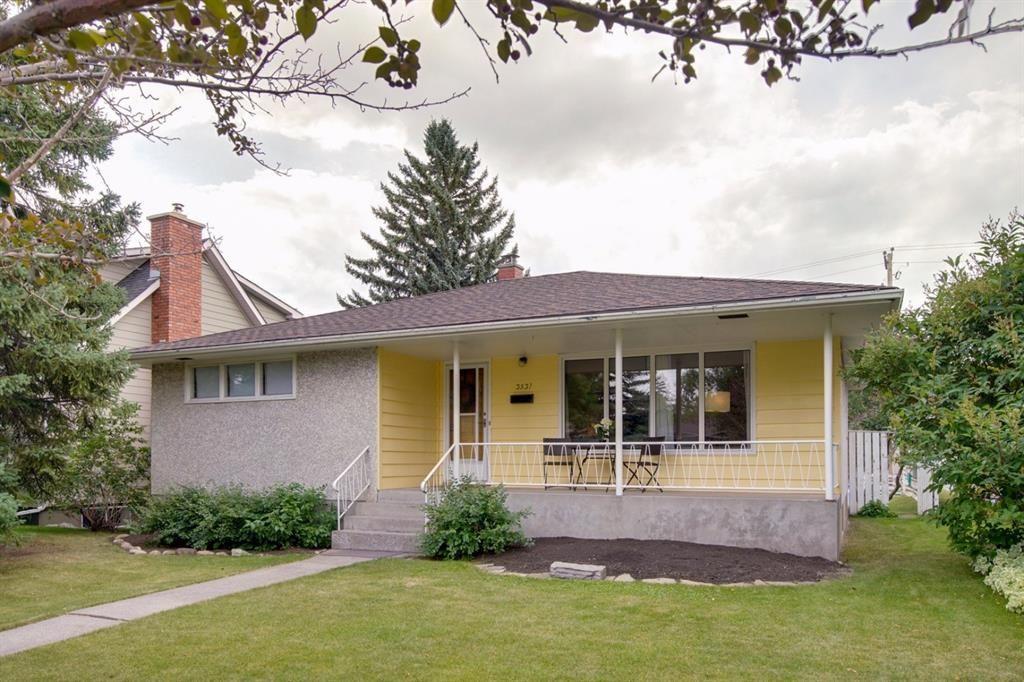 Main Photo: 3531 35 Avenue SW in Calgary: Rutland Park Detached for sale : MLS®# A1059798