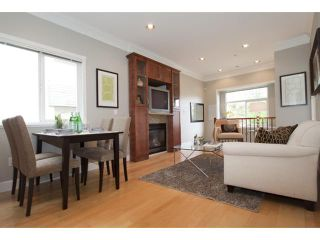 Photo 4: 1428 E 8TH Avenue in Vancouver: Grandview VE 1/2 Duplex for sale (Vancouver East)  : MLS®# V827285