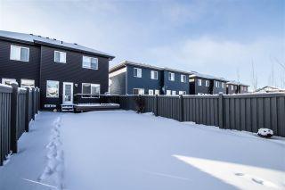 Photo 38: 17518 13 Avenue in Edmonton: Zone 56 House Half Duplex for sale : MLS®# E4227830