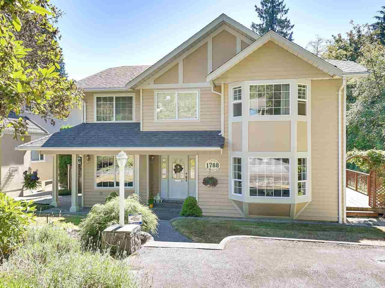 Photo 1: Photos: 1788 GORDON Avenue in West Vancouver: Ambleside House for sale : MLS®# R2207715