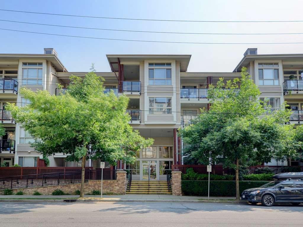 "Main Photo: 217 2484 WILSON Avenue in Port Coquitlam: Central Pt Coquitlam Condo for sale in ""VERDE"" : MLS®# R2294387"