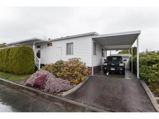 """Photo 19: 106 2303 CRANLEY Drive in Surrey: King George Corridor Manufactured Home for sale in """"Sunnyside"""" (South Surrey White Rock)  : MLS®# R2150906"""