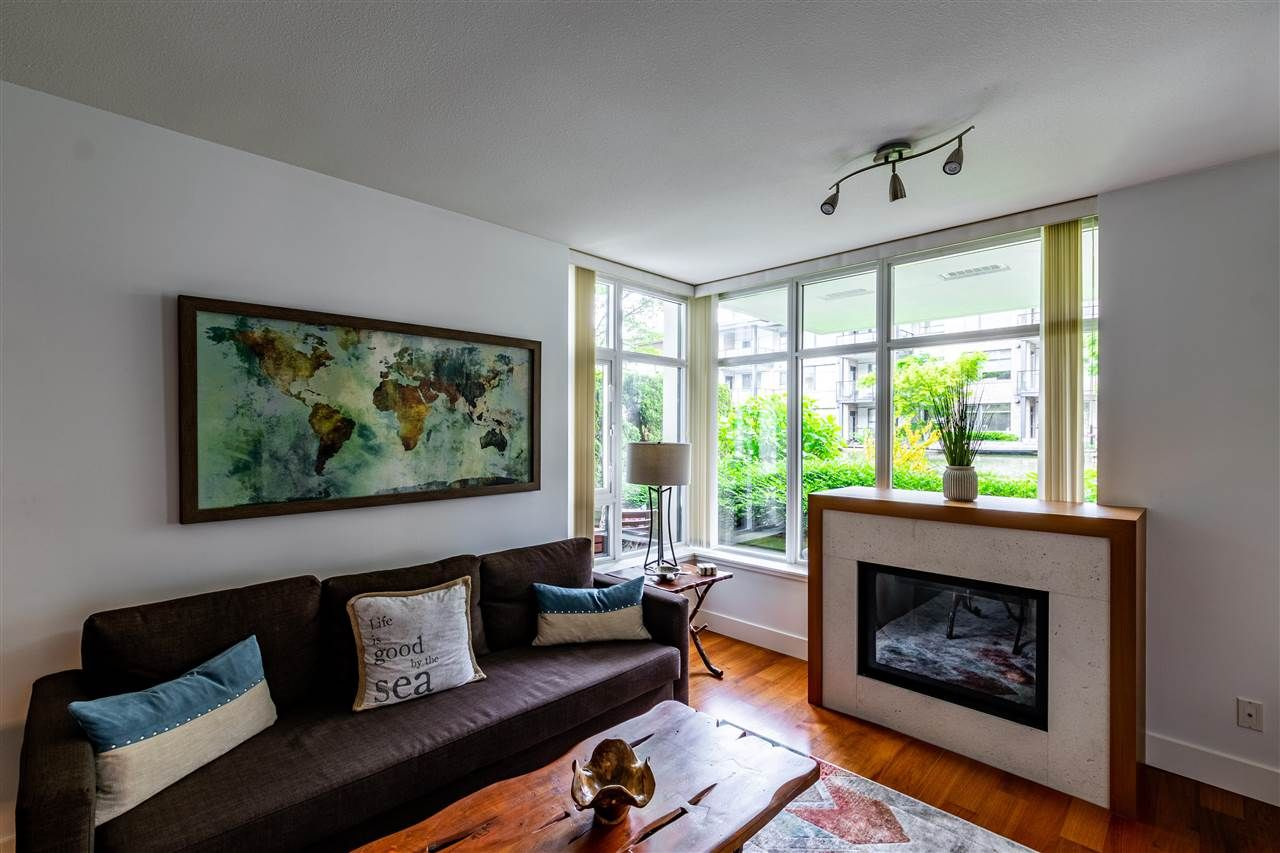 """Main Photo: 108 5989 IONA Drive in Vancouver: University VW Condo for sale in """"Chancellor Hall"""" (Vancouver West)  : MLS®# R2577145"""