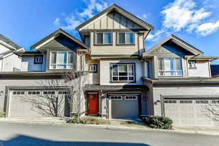 """Photo 1: 5 19938 70TH Avenue in Langley: Willoughby Heights Townhouse for sale in """"summerhill"""" : MLS®# R2329344"""