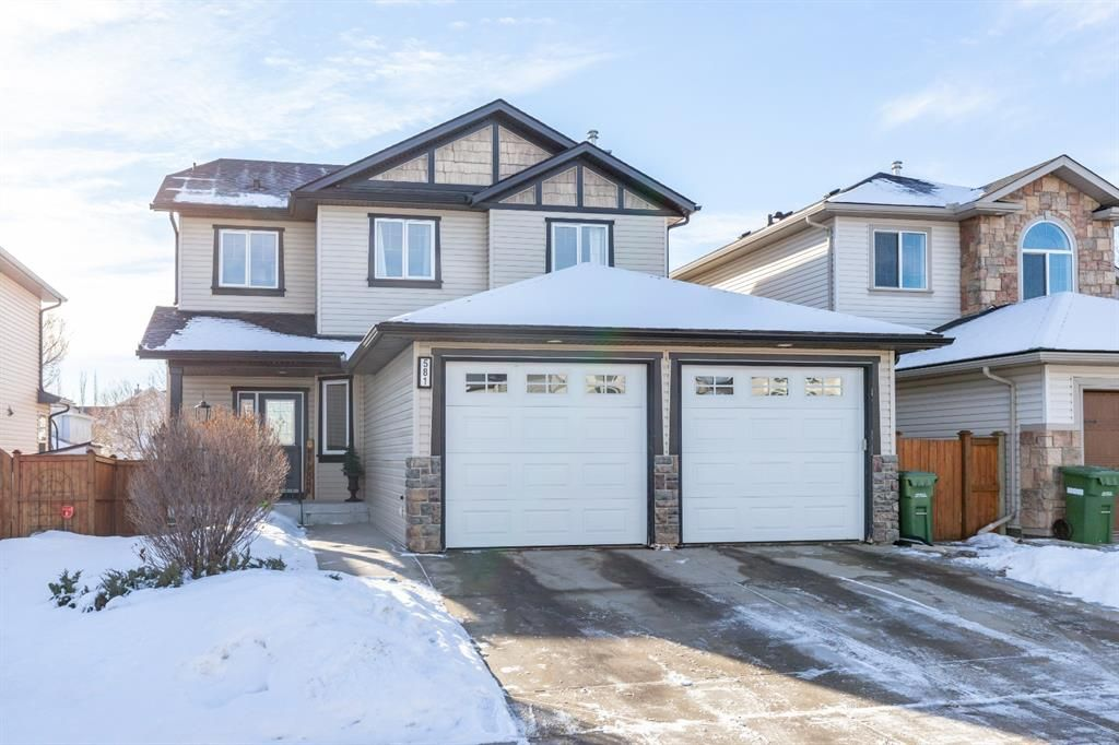 Main Photo: 581 Fairways Crescent NW: Airdrie Detached for sale : MLS®# A1065604