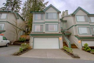 "Photo 1: 4 7465 MULBERRY Place in Burnaby: The Crest Townhouse for sale in ""SUNRIDGE"" (Burnaby East)  : MLS®# R2233606"
