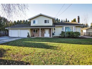 """Photo 1: 24697 48B Avenue in Langley: Salmon River House for sale in """"STRAWBERRY HILLS"""" : MLS®# F1326525"""