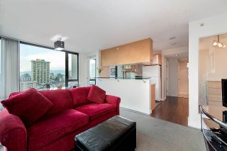 Photo 3: 1207-1003 Burnaby Street in Vancouver: West End VW Condo for sale (Vancouver West)  : MLS®# R2422009