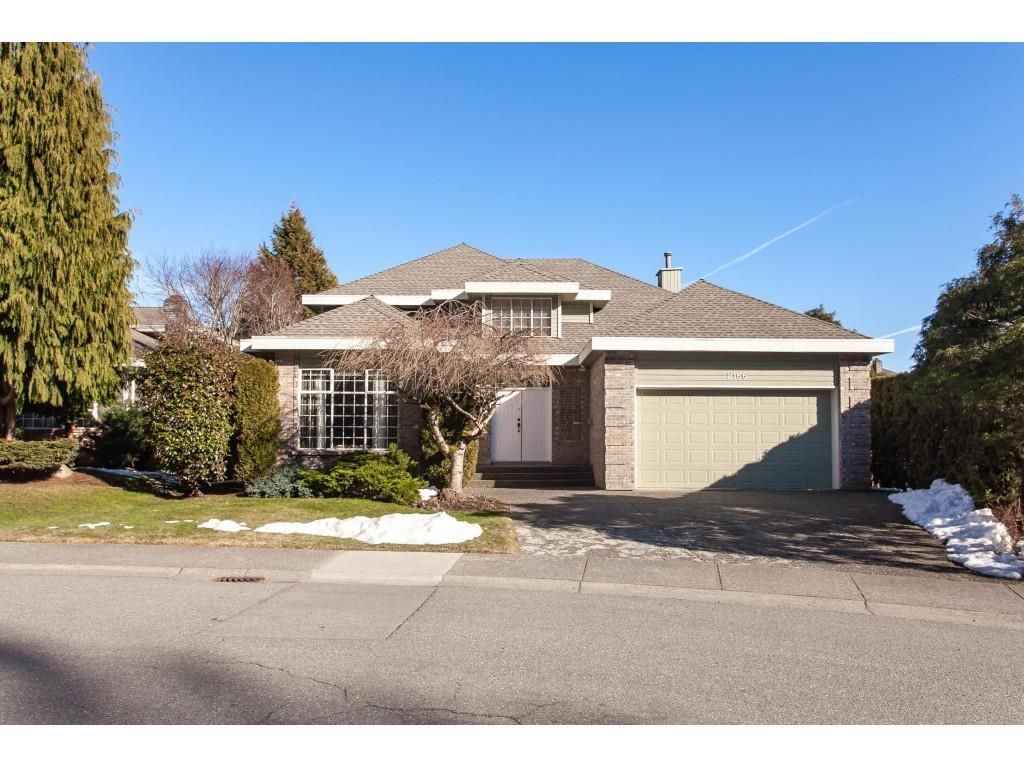 """Main Photo: 2166 148 Street in Surrey: Sunnyside Park Surrey House for sale in """"Meridian by the Sea"""" (South Surrey White Rock)  : MLS®# R2344932"""