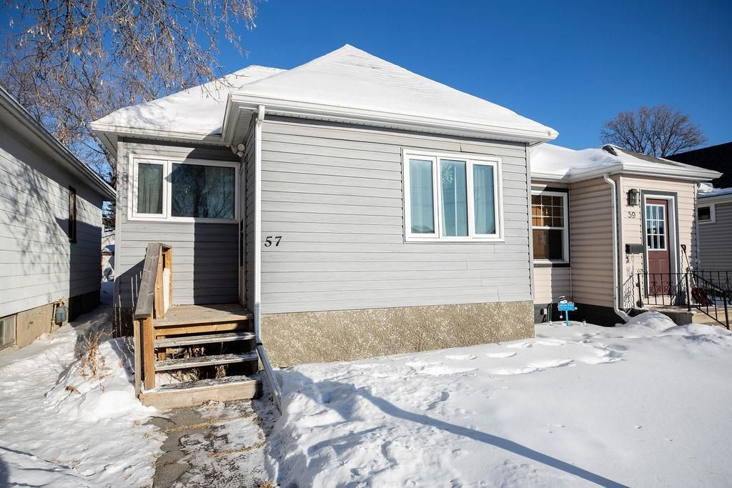 Main Photo: 57 Harrowby Avenue in Winnipeg: St Vital Residential for sale (2D)  : MLS®# 202103253