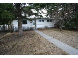 Photo 1: 7 WESTMINSTER Place SW in CALGARY: Westgate Residential Detached Single Family for sale (Calgary)  : MLS®# C3614533