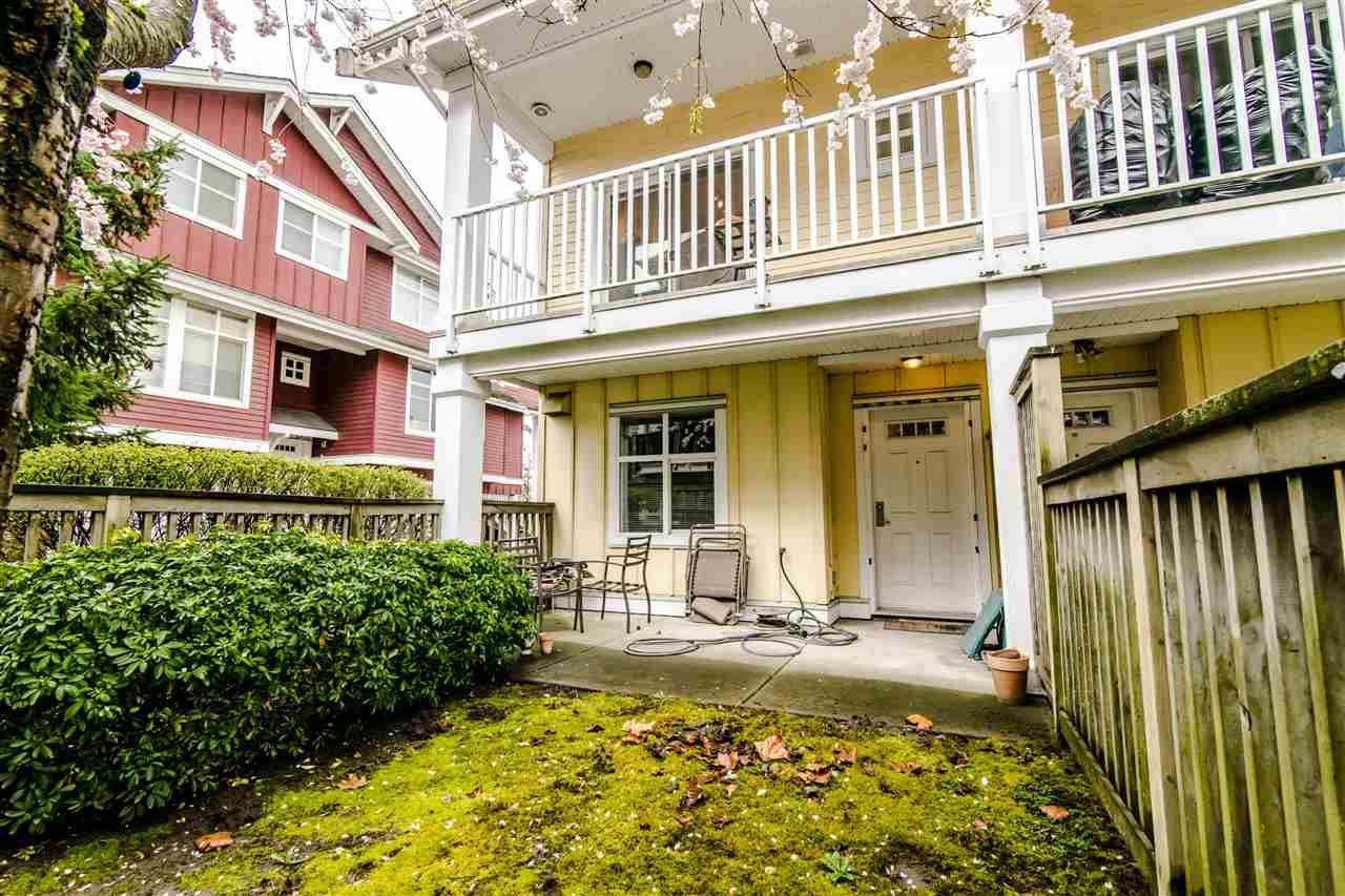 """Photo 20: Photos: 4 935 EWEN Avenue in New Westminster: Queensborough Townhouse for sale in """"COOPERS LANDING"""" : MLS®# R2355621"""