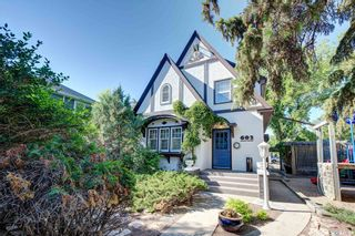 Photo 1: 602 Queen Street in Saskatoon: City Park Residential for sale : MLS®# SK841275