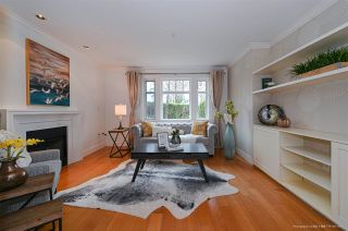 Photo 9: 4466 W 8TH Avenue in Vancouver: Point Grey Townhouse for sale (Vancouver West)  : MLS®# R2562979