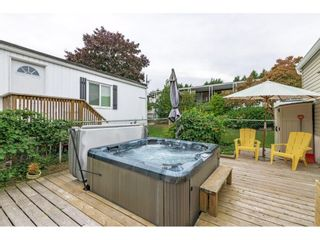 """Photo 25: 38 15875 20 Avenue in Surrey: King George Corridor Manufactured Home for sale in """"Sea Ridge Bays"""" (South Surrey White Rock)  : MLS®# R2616813"""