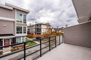 """Photo 23: 85 8413 MIDTOWN Way in Chilliwack: Chilliwack W Young-Well Townhouse for sale in """"MIDTOWN ONE"""" : MLS®# R2562039"""