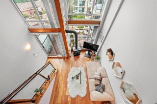 """Photo 1: 509 10 RENAISSANCE Square in New Westminster: Quay Condo for sale in """"Murano Lofts"""" : MLS®# R2591099"""